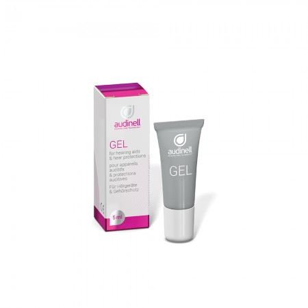 Audinell Gel for hearing aids & hear protections, 5ml