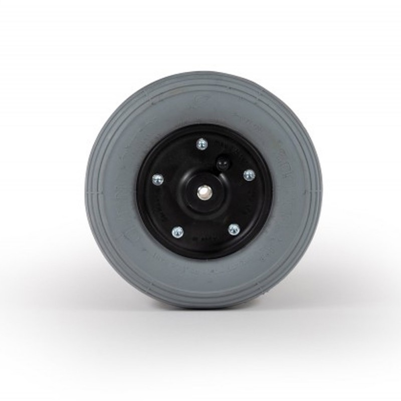 "200x50mm 8"" τροχός πλαστικός πνευματικός"