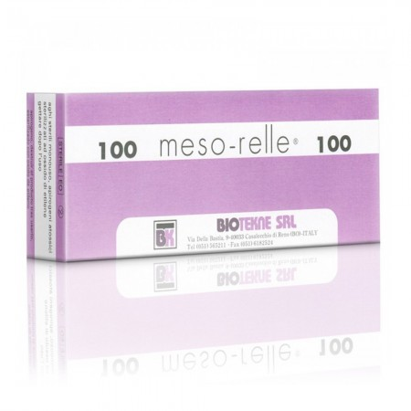 Meso-relle Βελόνες μεσοθεραπείας G-27 - 0,40 x 4mm, 100τεμ.