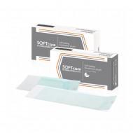 Soft Θήκες αυτοκόλλητες αποστείρωσης ατμού, 75mm x 110mm, 100τεμ.