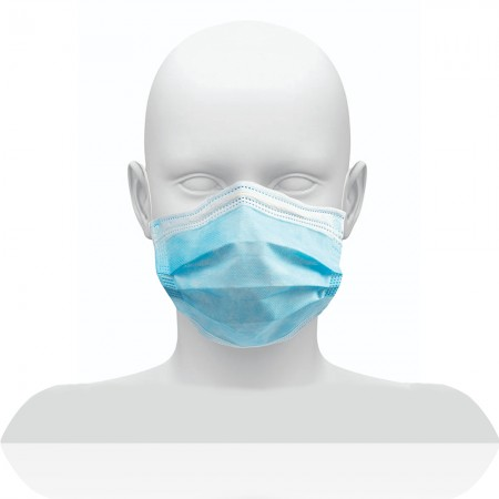 Alfa mask Μάσκες προσώπου μιας χρήσεως, 50τεμ.