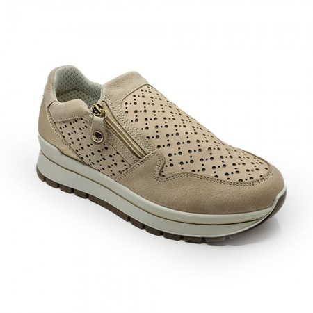 IMAC 507340 Γυναικεία sneakers, Μπέζ