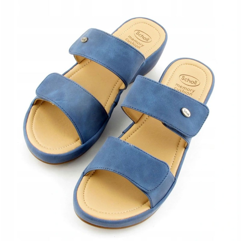 Scholl Sho Athis 940005474 Παντόφλα, Μπλέ