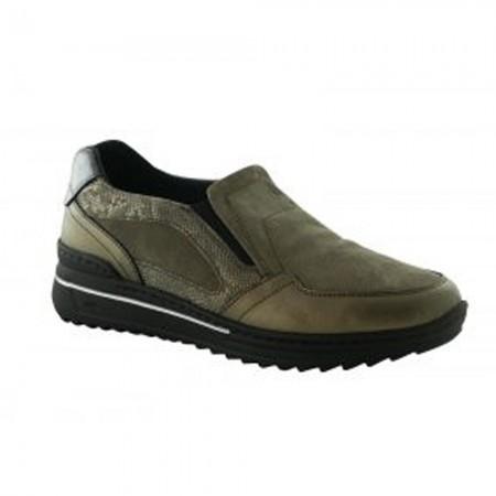 Sanaflex 72651043 Γυναικεία sneakers, Μπρονζέ