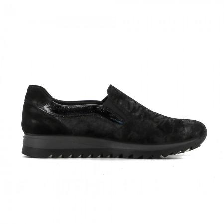 IMAC 408530 Γυναικεία sneakers, Μαύρο