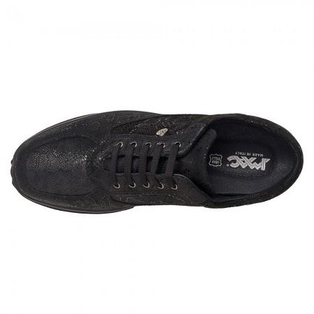 IMAC 606740 Γυναικεία sneakers, Μαύρο