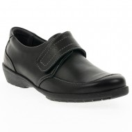 Suave 8010Β Γυναικείο comfort υπόδημα, Μαύρο