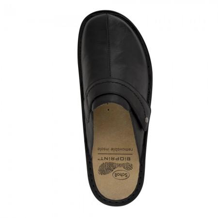 Scholl  Lenk F263971004360 Γυναικεία παντόφλα, Μαύρο