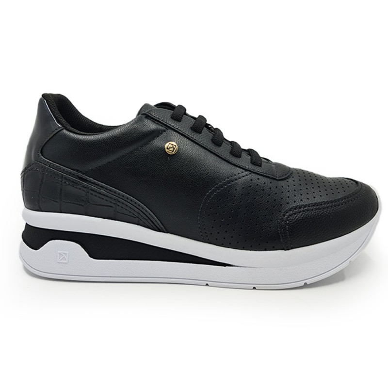 Piccadilly Jessica Γυναικεία sneakers, Μαύρο