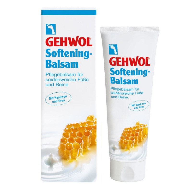 GEHWOL Softening balm μαλακτικό βάλσαμο 125ml