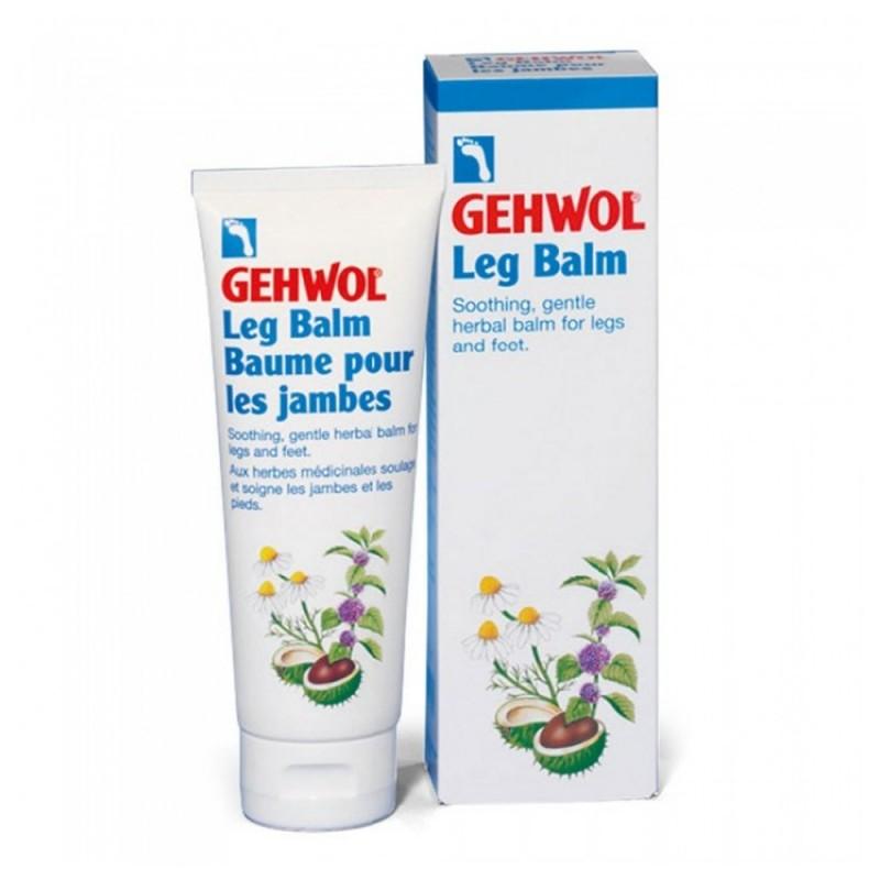 GEHWOL Leg balm περιποιητικό βάλσαμο για γάμπες 125ml