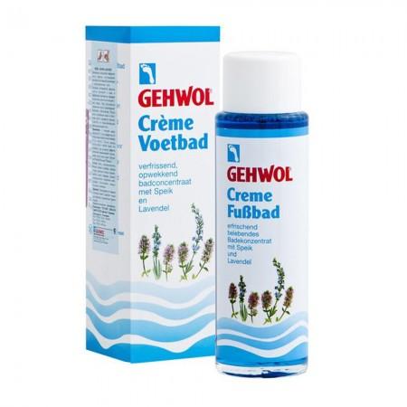 GEHWOL Cream footbath κρεμώδες ποδόλουτρο 150ml