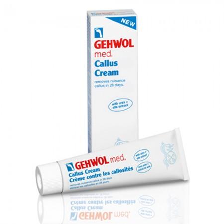 Gehwol Med Callus cream κρέμα κατά των κάλων και των σκληρύνσεων 75ml