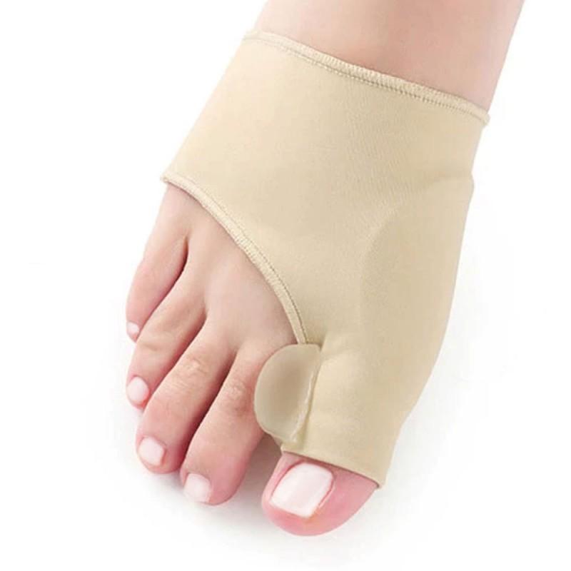 Hallux Spreader sock, Κάλτσα για το κότσι με διαχωριστικό δακτύλων, 1 τεμ.