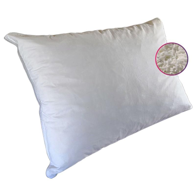 AMBE Comfort Ανατομικό μαξιλάρι με νιφάδες Latex