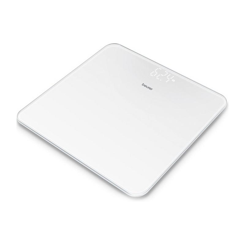 Beurer GS 225 Ηλεκτρονική ζυγαριά σώματος, Λευκή