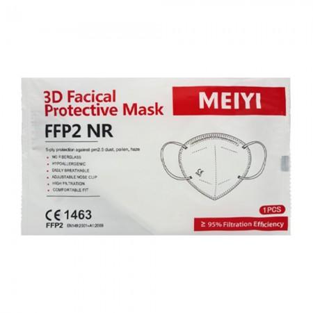 FFP2 NR Μάσκες ενηλίκων, 1τεμ.