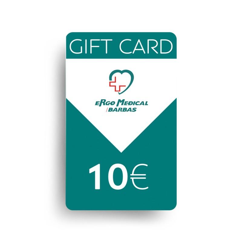 Gift Card 10€