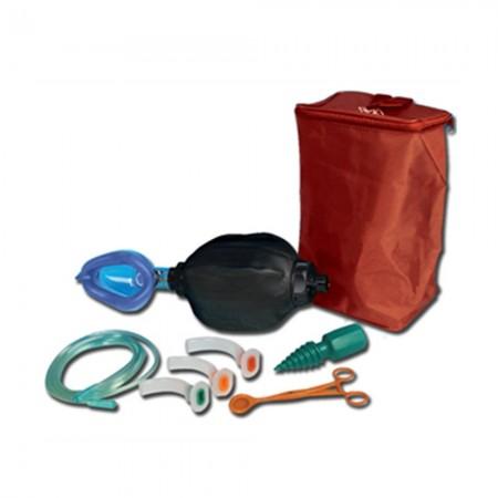 Gima 34241 Επαγγελματική τσάντα ανάνηψης ενηλίκων, με αξεσουάρ