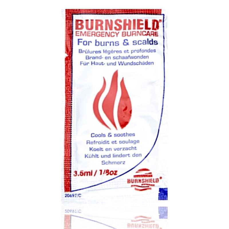 Burnshield Hydrogel Blotts φακελάκια 3.5ml, 5τεμ.