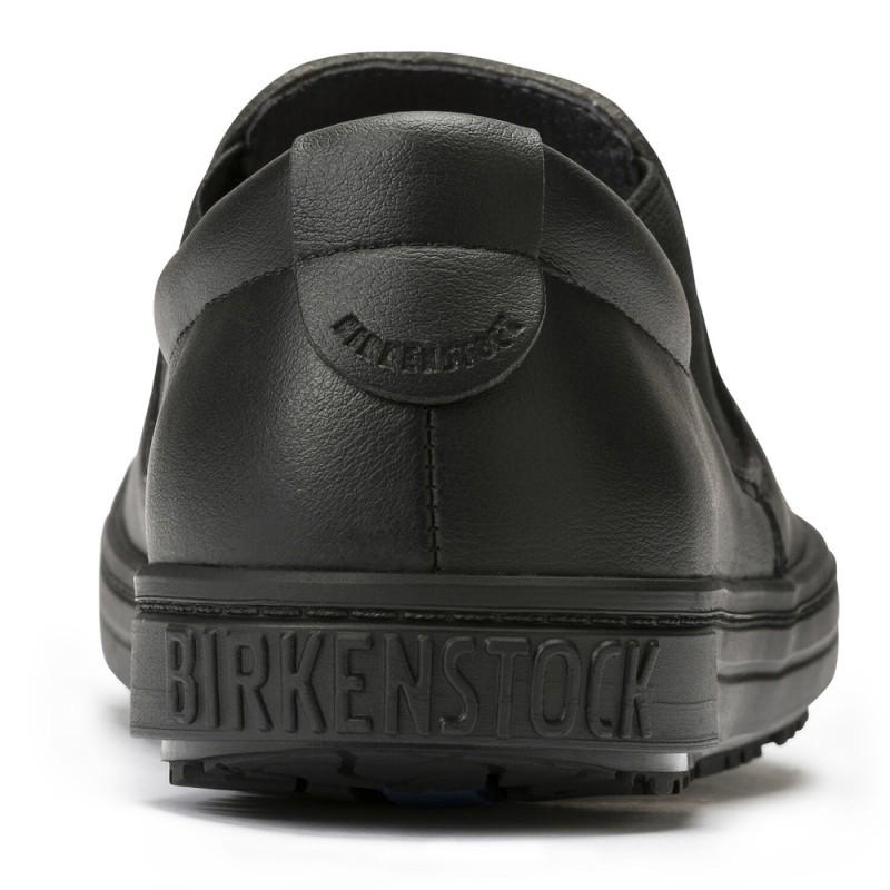 Birkenstock QO 400 Επαγγελματικό υπόδημα μικροϊνών, Μαύρο