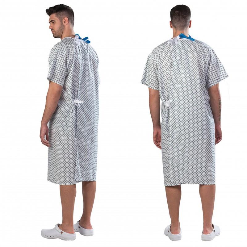 ANTA 626 Unisex Μπλούζα ασθενούς
