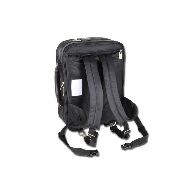 Gima 27128 Επαγγελματική τσάντα ιατρού μαύρη