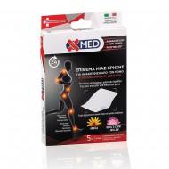 X-MED Επίθεμα μιας χρήσης για ανακούφιση από τον πόνο (9x14cm), 5τεμ.