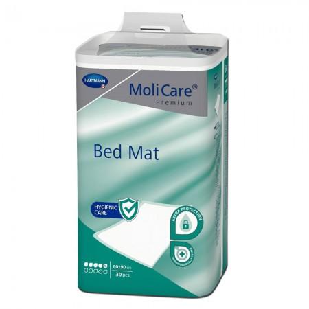Hartmann MoliCare Premium Bed Mat Υποσέντονο, 5 σταγόνες, 60x90cm, 30τεμ.