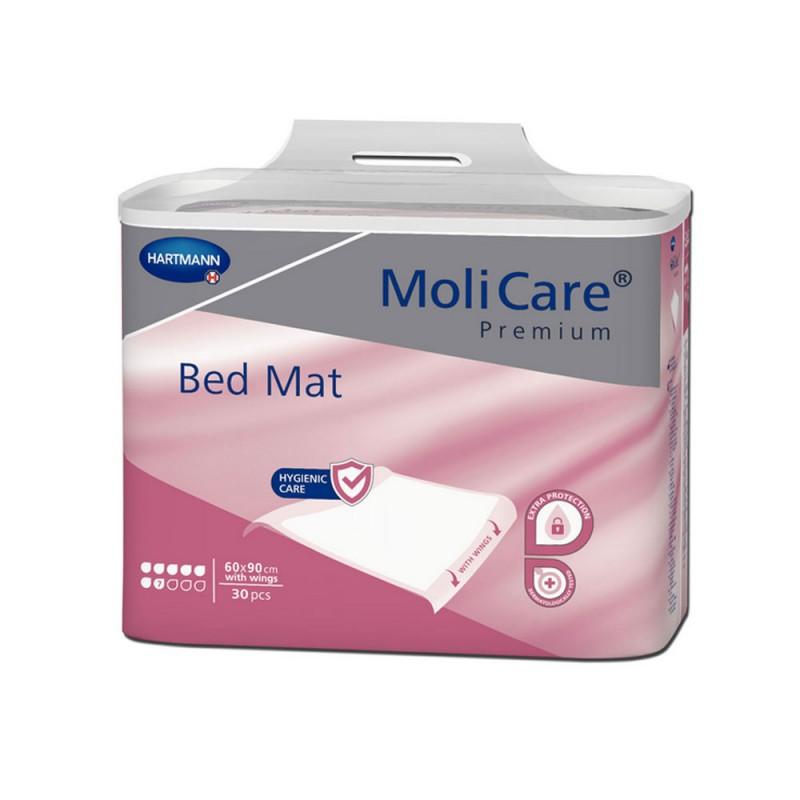 Hartmann MoliCare Premium Bed Mat Υποσέντονο, 7 σταγόνες, 60x90cm, 30τεμ.