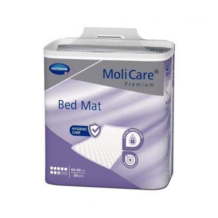 Hartmann MoliCare Premium Bed Mat Υποσέντονο, 8 σταγόνες, 60x90cm, 30τεμ.