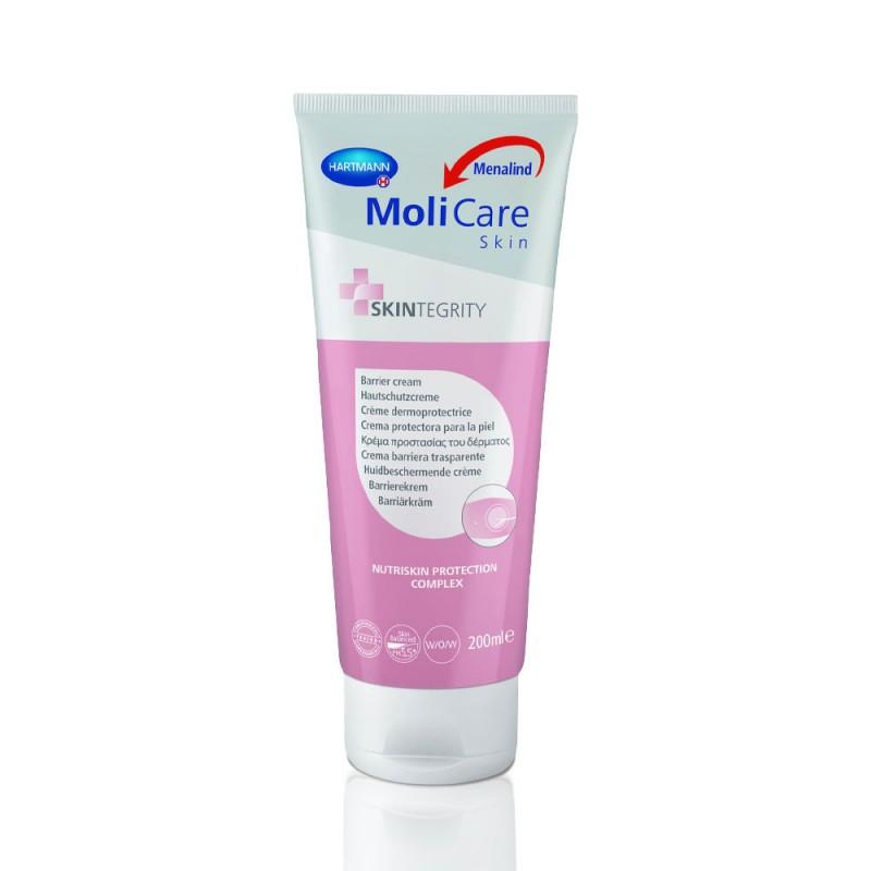 Hartmann Menalind Molicare Skin Barrier Cream, Γαλάκτωμα σώματος, 200ml