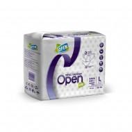 Open Care Slip Super Plus Πάνα νύχτας, Large, 25τεμ.