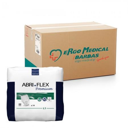Abena Abri-Flex Βρακάκι ημέρας, Οικονομική συσκευασία, 1 Large, 6x14τεμ.