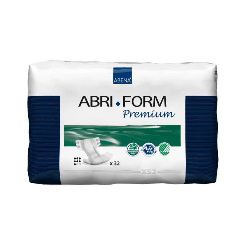 Abena Abri-Form Super Πάνα νύχτας, 2 XSmall, 32τεμ.