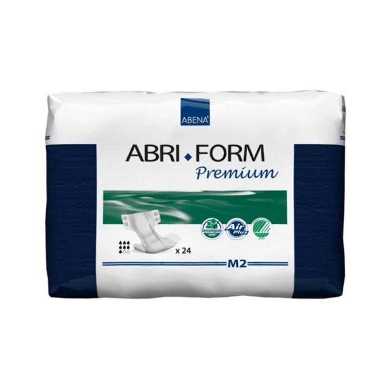 Abena Abri-Form Super Πάνα νύχτας, 2 Medium, 24τεμ.
