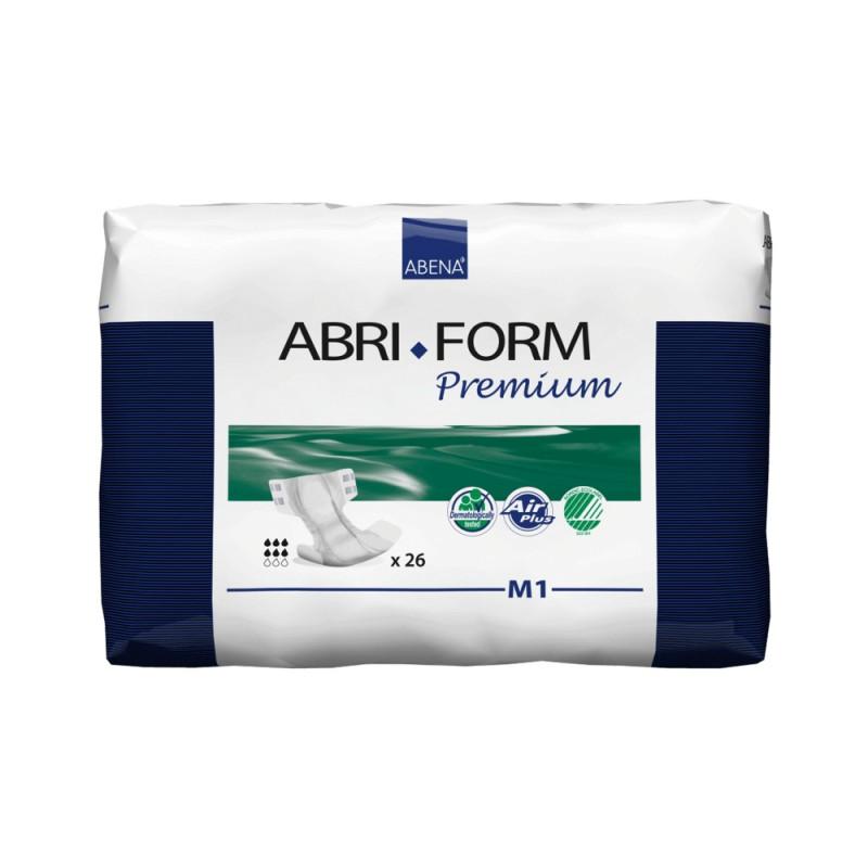 Abena Abri-Form Πάνα νύχτας, 1 Medium, 26τεμ.