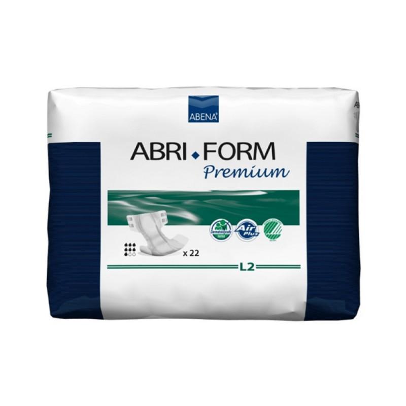 Abena Abri-Form Super Πάνα νύχτας, 2 Large, 22τεμ.