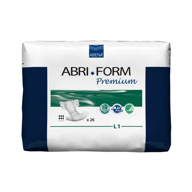Abena Abri-Form Πάνα νύχτας, 1 Large, 26τεμ.