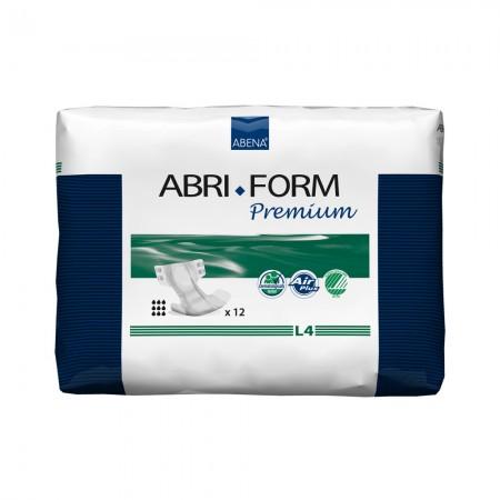 Abena Abri-Form Πάνα νύχτας, 4 Large, 12τεμ.