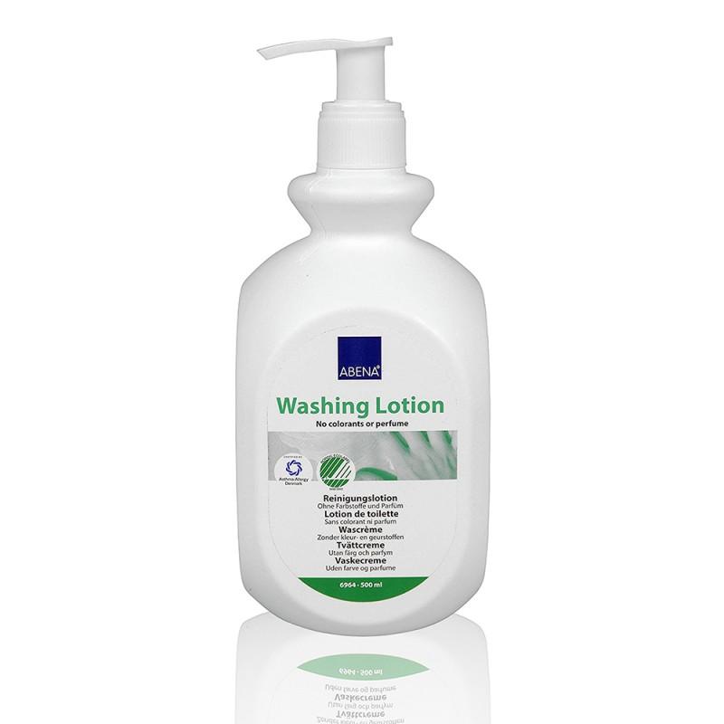 Abena Λοσιόν καθαρισμού χωρίς χρωστικές, με άρωμα 500ml