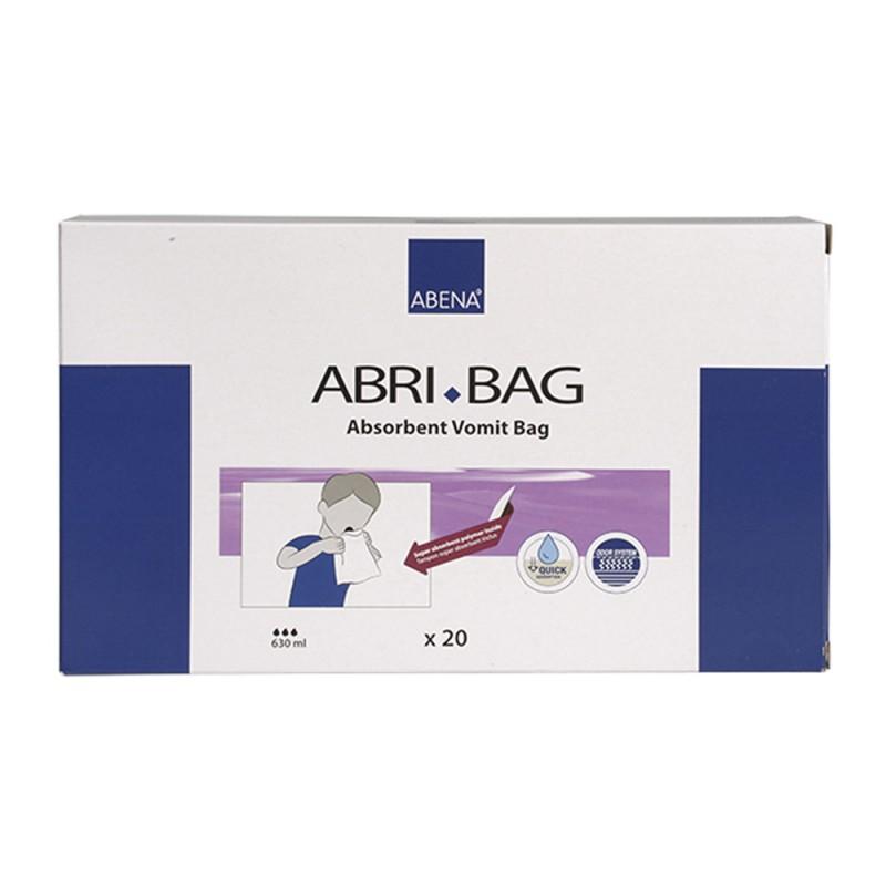Abena Abri-Bag Σακούλα εμετού, 20τεμ.