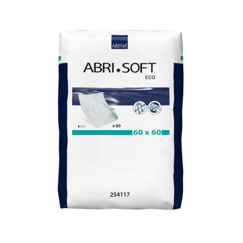Abena Abri-Soft Eco Υποσέντονο, 60x60cm, 60τεμ.