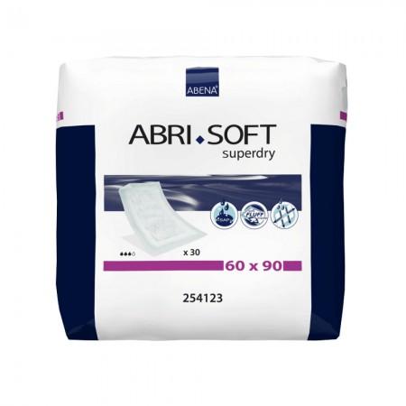 Abena Abri-Soft Superdry Υποσέντονο, 60x90cm, 30τεμ.