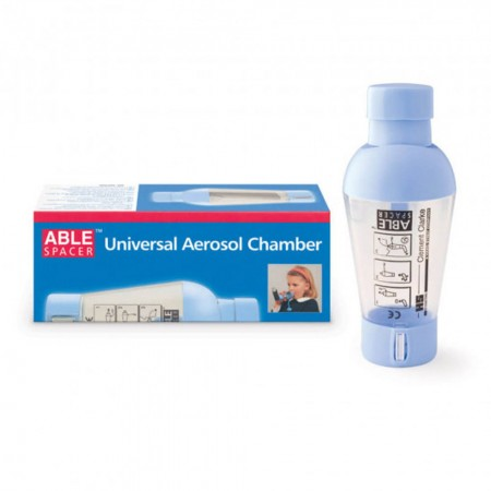 Able Spacer Universal Aerosol Chamber