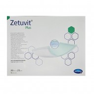 Hartmann Zetuvit plus, Aποστειρωμένο επίθεμα 20x25cm, 1 τεμ.