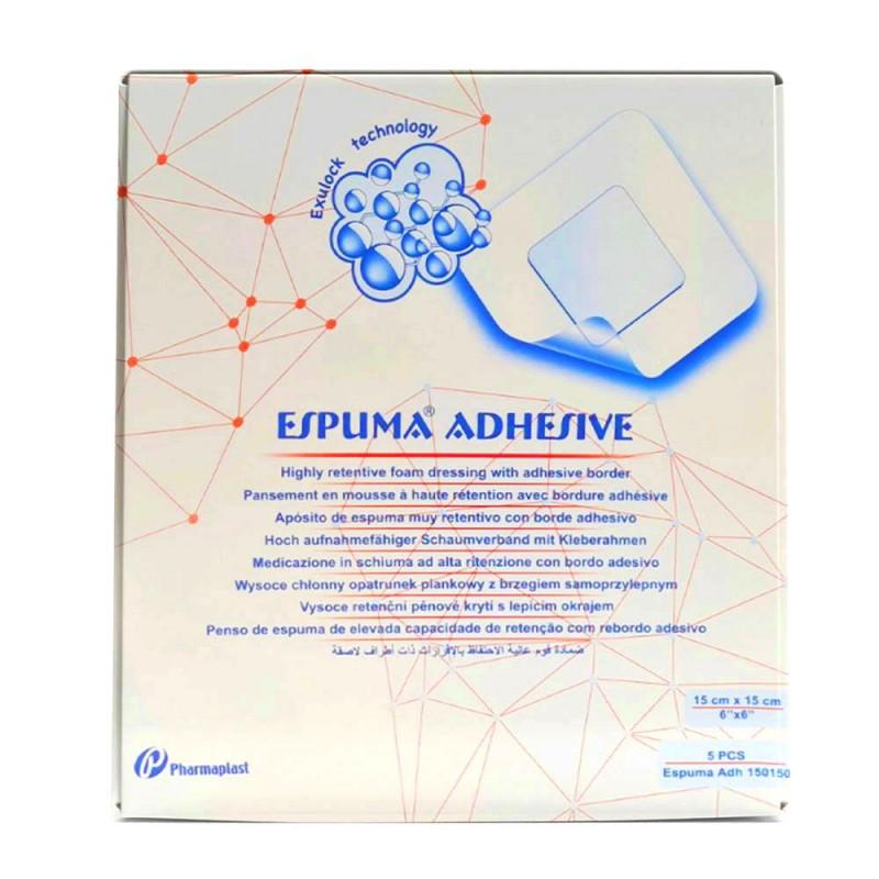 Pharmaplast Espuma Adhesive, Επίθεμα 15X15cm, 1 τεμ.
