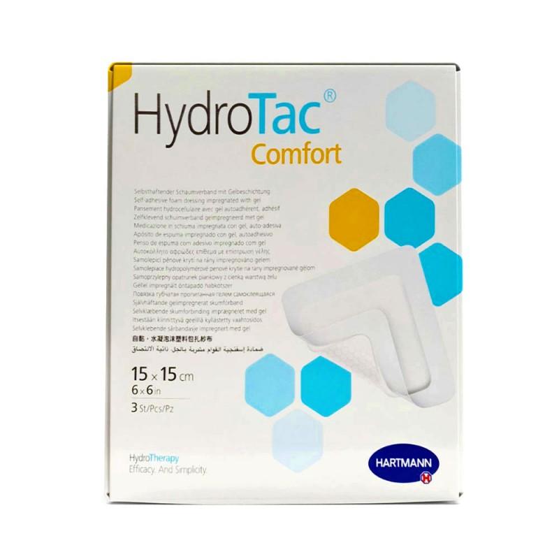 Hartmann Hydro Tac Comfort, Aποστειρωμένο επίθεμα 15cmΧ15cm, 1 τεμ.
