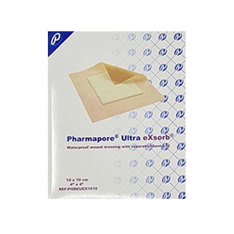 Pharmaplast Ultra eXsorb, Επίθεμα 10X10cm, 1 τεμ.