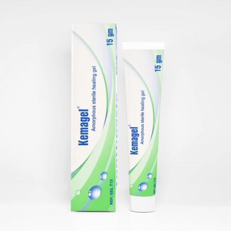 Pharmaplast Kemagel, Amorphous sterile healing gel 15gr, 1 τεμ.